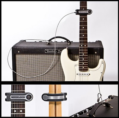 Rocklock Guitar Theft Prevention